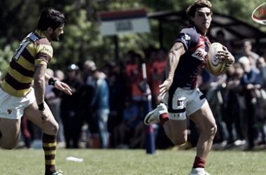 San Luis lo ganó en la última y es más puntero que nunca. Foto: A Pleno Rugby.