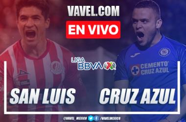 Resumen y goles: Atlético San Luis 2-1 Cruz Azul en Liga MX Clausura 2020