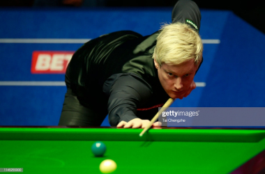 Neil Robertson is showing the best form of anyone (photo: Getty Images)