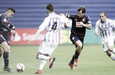 El Éibar y Real Valladolid se juegan tres puntos importantes | LaLiga