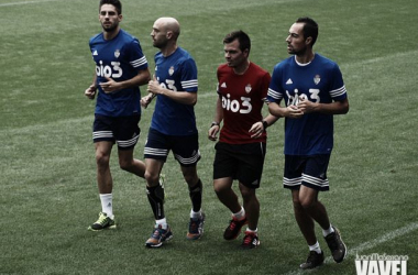 Rubén Sobrino acaba en el Girona vía Manchester