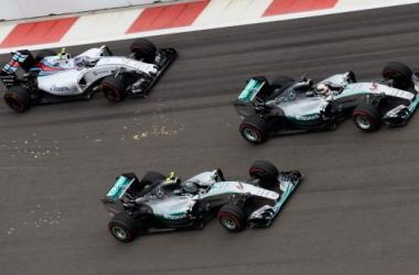 GP Russie : Hamilton sans rival