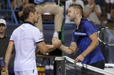 ATP Citi Open: Young American Jack Sock Claws Back To Upset Richard Gasquet
