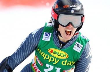 Sci Alpino - Cortina d'Ampezzo, discesa libera: i pettorali