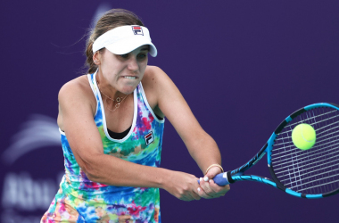 WTA Abu Dhabi Day 2 recap: Top seeds excel on windy day in the Middle East
