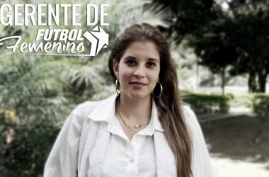 Sofía Navarro será la encargada de regir los destinos del fútbol femenino en Nacional. | Foto: Atlético Nacional