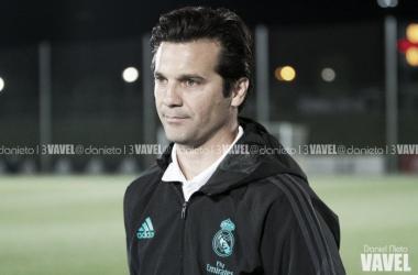 Santiago Solari. Imagen: Vavel