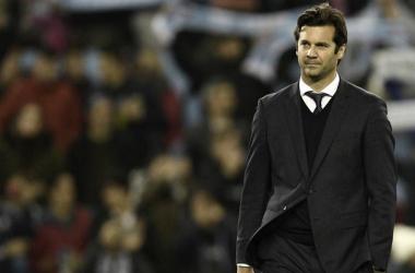 Santiago Solari. Fuente: Real Madrid.
