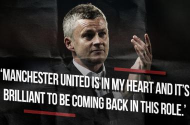 Manchester United anuncia ídolo Solskjaer como técnico até o final da temporada