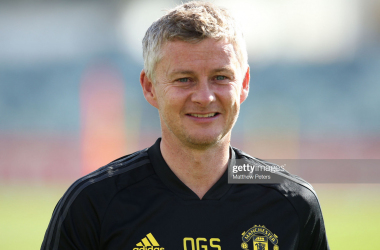 Solskjaer praises young stars following pre-season victory over Leeds United