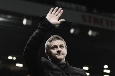 Ole Gunnar Solskjaer fue elegido como entrenador interino hasta final de temporada | Foto: Manchester United