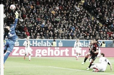 Eintracht Frankfurt 0-0 Borussia Mönchengladbach: Goalless at the Commerzbank-Arena