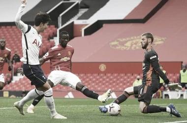Manchester United y Tottenham vuelven a encontrarse / Foto: Premier League