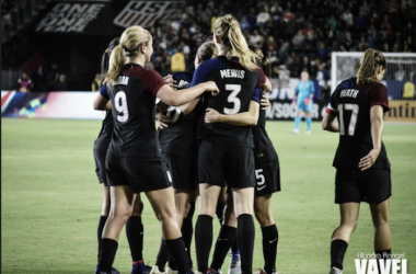 The USWNT is looking to come back after a loss to England (Alondra Rangel, VAVEL USA)