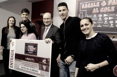 """David Soria: """"En Liga nos vemos con opciones reales"""""""