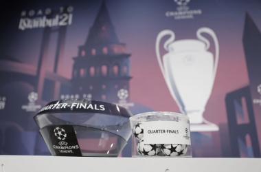 Com reedição da última final, quartas de final da Champions League são sorteadas