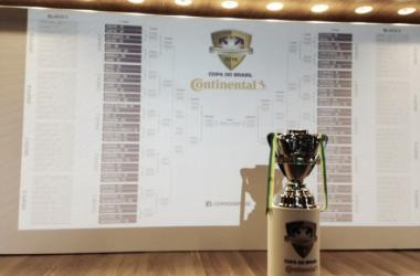CBF sorteia confrontos da primeira fase da Copa do Brasil