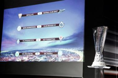 Uefa sorteia confrontos das quartas de final da Europa League