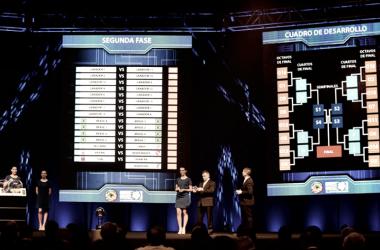 Confrontos definidos na Libertadores e Sul-Americana 2018