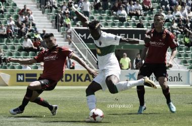 Valencia Mestalla - Elche CF: Objetivo: La segunda posición / Imagen: Andrea Palazón