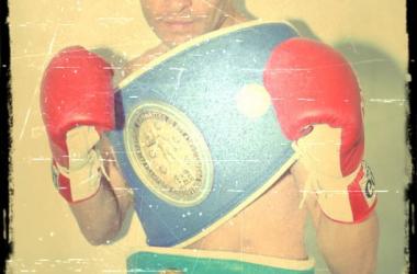 Sosa y su primera defensa del título/Foto:fecorbox.blogspot.com
