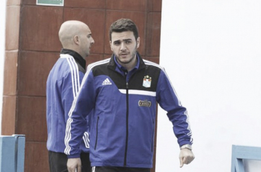 Soso fue el asistente técnico de Daniel Ahmed en Sporting Cristal durante 2014. Foto: peru.com