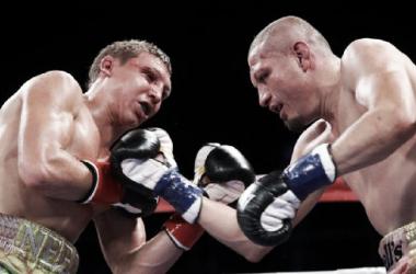 En una pelea sin pausa, Soto Karass y Macías establecieron dos récords increíbles (Foto:Tom Hogan | Golden Boy Promotions)