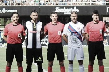 Analizando a Soto Grado, árbitro del Oviedo - Dépor
