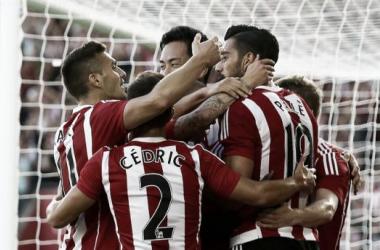 Comienzo inmejorable del Southampton en la Europa League