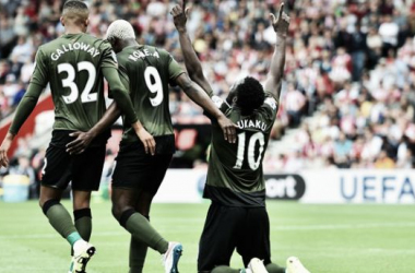 Southampton 0-3 Everton: Lukaku on fire in ruthless display from Toffees