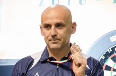 Photo: Hungarian Darts Federation/ 2018 WDF European Cup)
