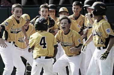 Southeast lives to fight another day in the Little League World Series. (Photo:Gene J. Puskar / AP)