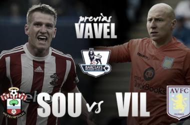 Southampton - Aston Villa: hora de despertar