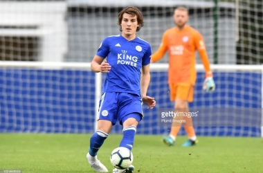 Caglar Soyuncu is ready to make his debut for Leicester, according to Puel | Photo: Getty/ Plumb Images