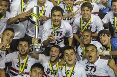 Segundo site americano, São Paulo é o quarto melhor clube formador do mundo