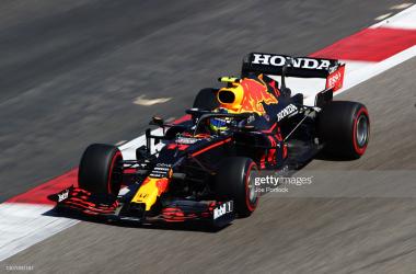 Sergio Perez reassures Red Bull optimism - F1 Testing 2021