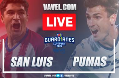 Goal and highlights: Atletico de San Luis 0-1 Pumas UNAM in Liga MX Guard1anes 2021
