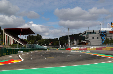 Belgian GP 2020 Preview - Session timings and weather forecast