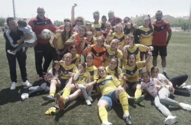 Segunda División Femenina: ¡ya están todos!