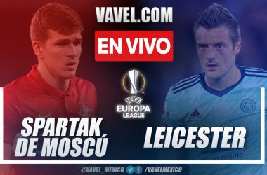 Resumen y goles: Spartak de Moscú 3-4 Leicester en UEFA Europa League 2021-22