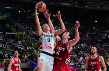FIBA World Cup: Lithuania Gets Past Turkey To Reach Semis