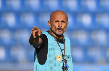 """Inter - Spalletti: """"Brava la Fiorentina ma il rigore c'era. In fondo con questi uomini"""""""