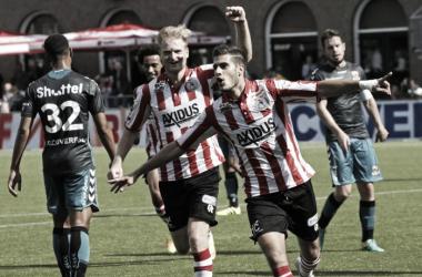 El Sparta busca salir de la zona del playoff por el descenso. Debe ganar y esperar ayuda del Vitesse. (Foto: ProShots)