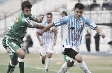 El último partido finalizó 0-0, antes que las zonas del Torneo de Transición los separaran. (Foto: El Tribuno).