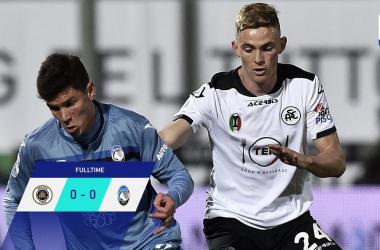 Serie A - L'Atalanta non va: contro lo Spezia è solo 0-0