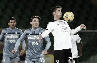 Em jogo decepcionante, Spezia e Atalanta empatam sem gols