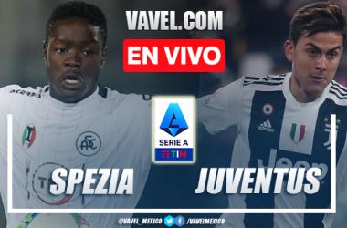 Spezia vs Juventus EN VIVO: ¿cómo ver transmisión TV online en Serie A?