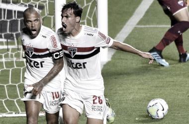 São Paulo segura Fortaleza e vence no retorno de Rogério Ceni ao Morumbi