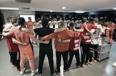 São Paulo precisará reverter tabus contra o Grêmio (São Paulo FC / Divulgação)