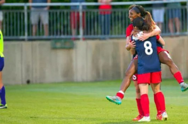 Courtesy Washington Spirit Twitter / @WashSpirit